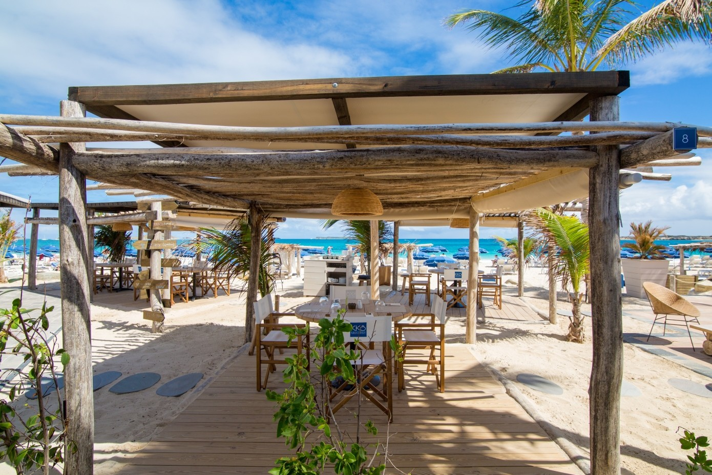 restaurant orient bay saint martin